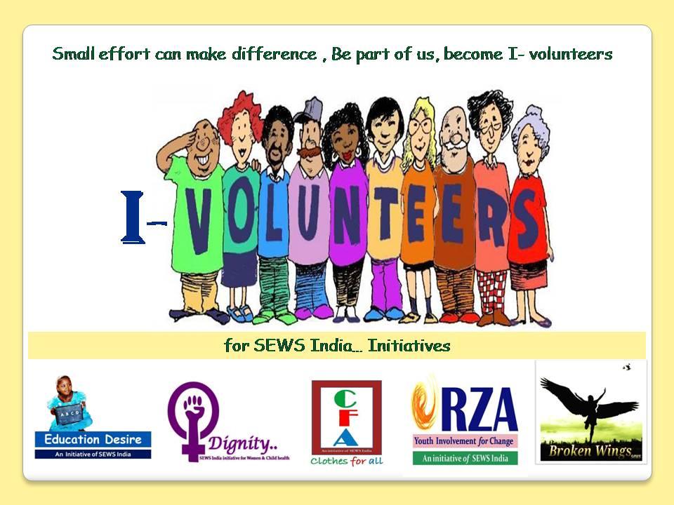 I-Volunteer